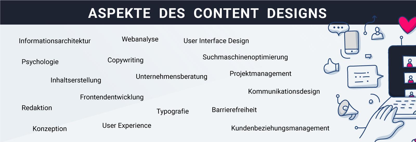 Aspekte des Content Designs
