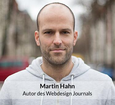 Portrait Martin Hahn