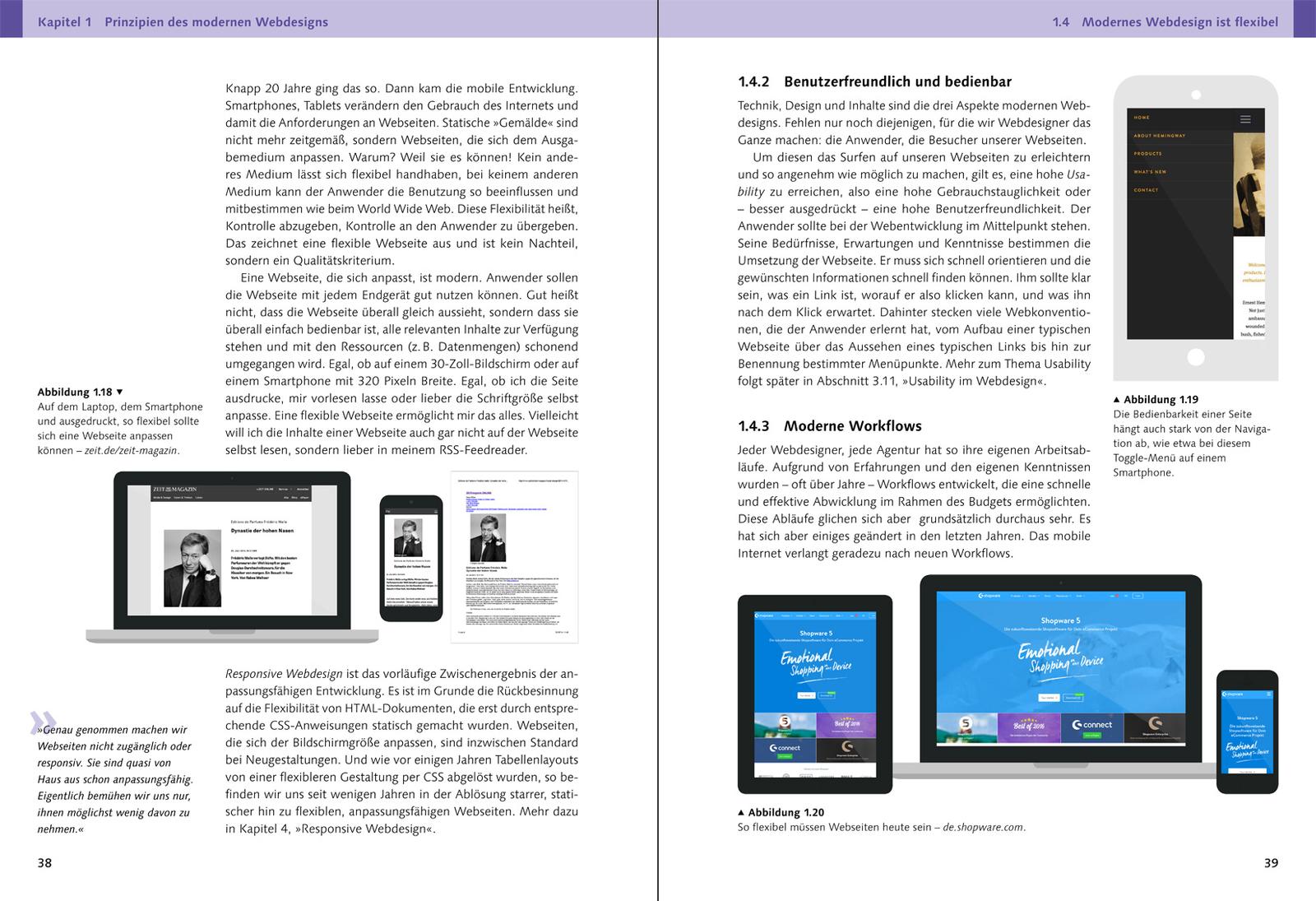 Webdesign - Das Handbuch zur Webgestaltung - Webdesign Journal