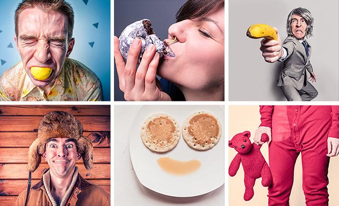 gratisography bietet die kreativen Fotomotive an.