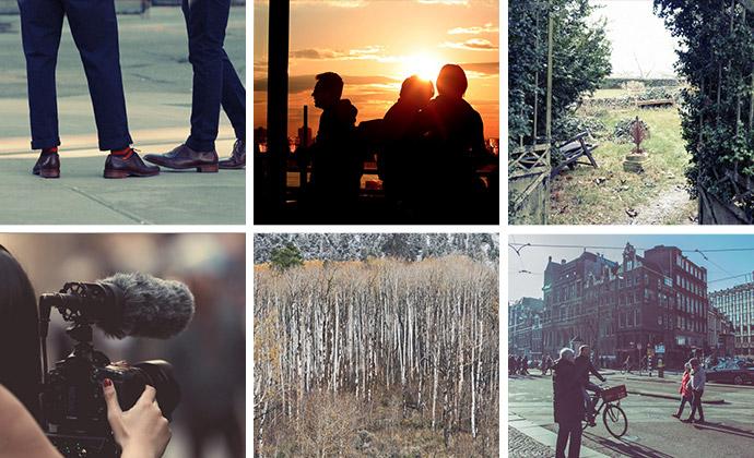 Life of Pix hat eine nette Mischung aus urbanen und Landschaftsmotiven.