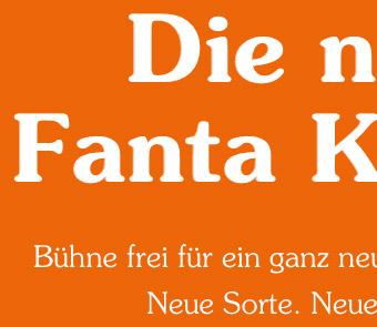 Gut lesbare Typografie bei fanta.de.