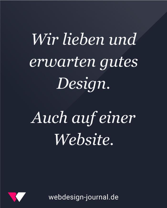 Die 7 Prinzipien effektiven Webdesigns 2