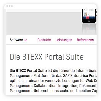 Sachlich, kühl, technisch – So wirkt die Typo bei BTEXX.
