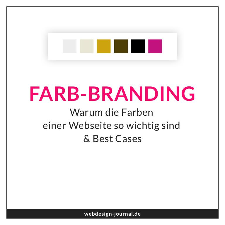 Branding – Warum die Farben einer Webseite so wichtig sind & Best ...