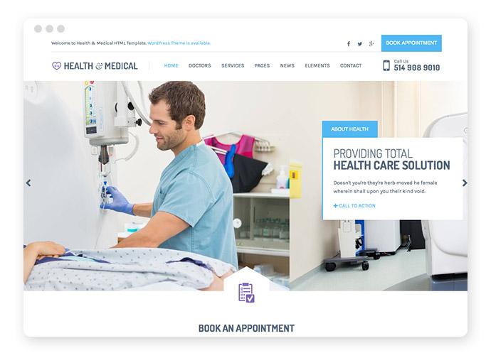 Ein gutes Beispiel sind die Design-Templates der einschlägigen Anbieter. Mit hochauflösenden, ansprechenden Fotos sehen diese eigentlich immer ansprechend aus.