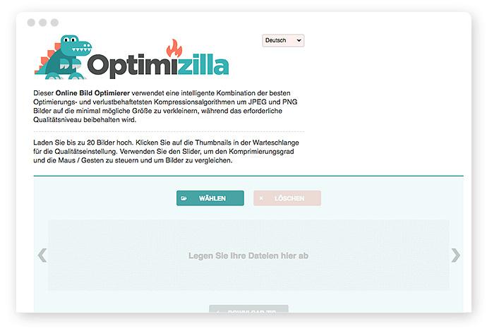 Bilder optimieren fürs Web – Tools, Dateiformate & Plugins 8