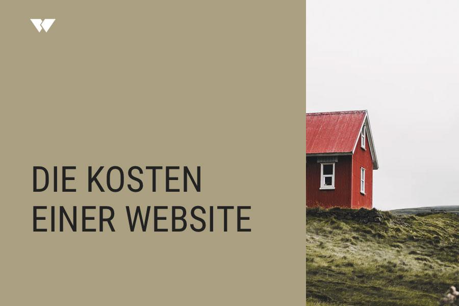 Die Kosten Einer Website Und Was Das Mit Autos Hausbau