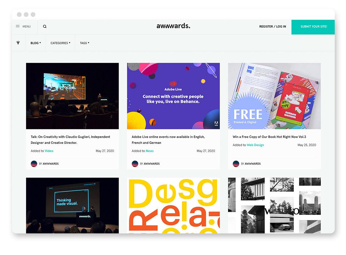 Design- & Webdesign-Blogs & -Podcasts zur Weiterbildung 7