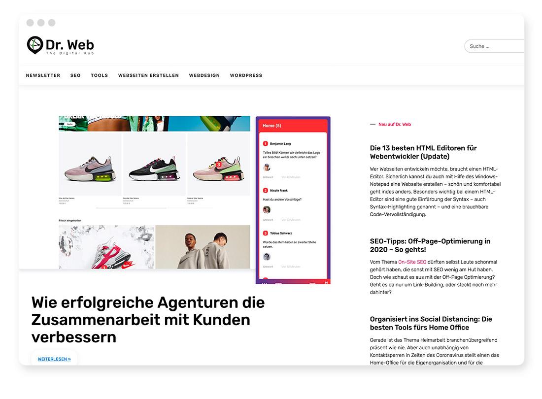 Design- & Webdesign-Blogs & -Podcasts zur Weiterbildung 22