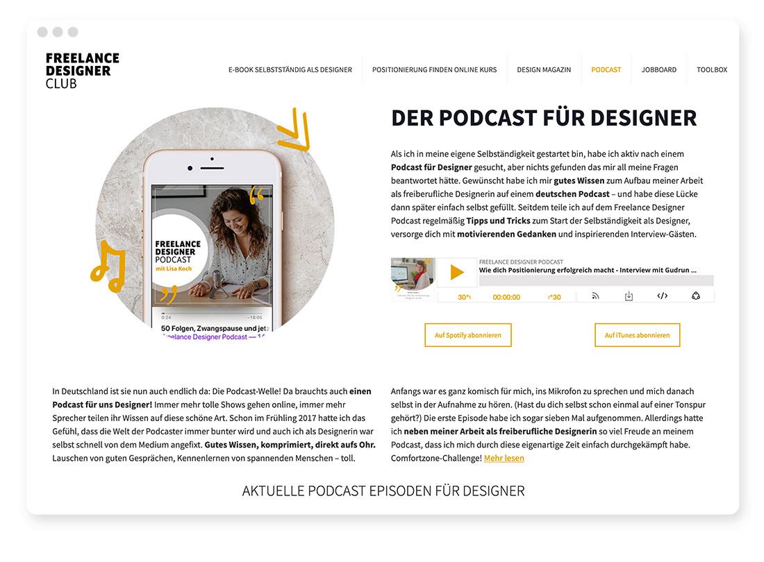 Design- & Webdesign-Blogs & -Podcasts zur Weiterbildung 28