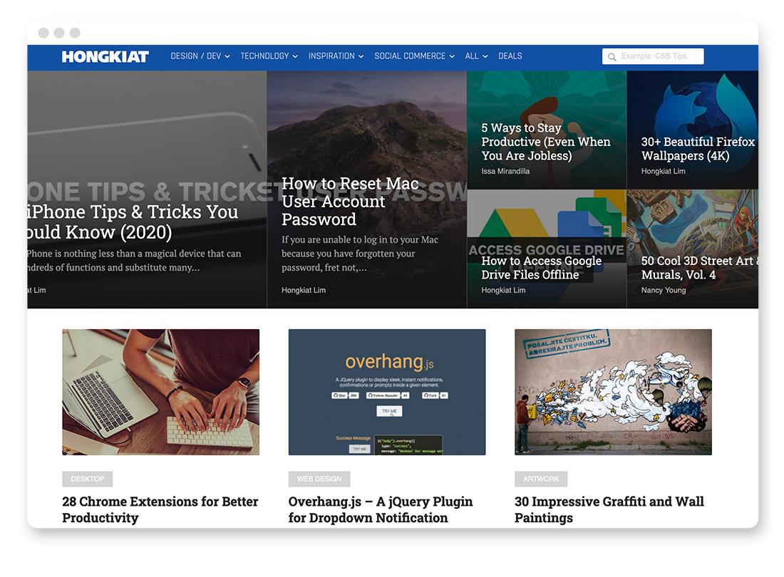 Design- & Webdesign-Blogs & -Podcasts zur Weiterbildung 6