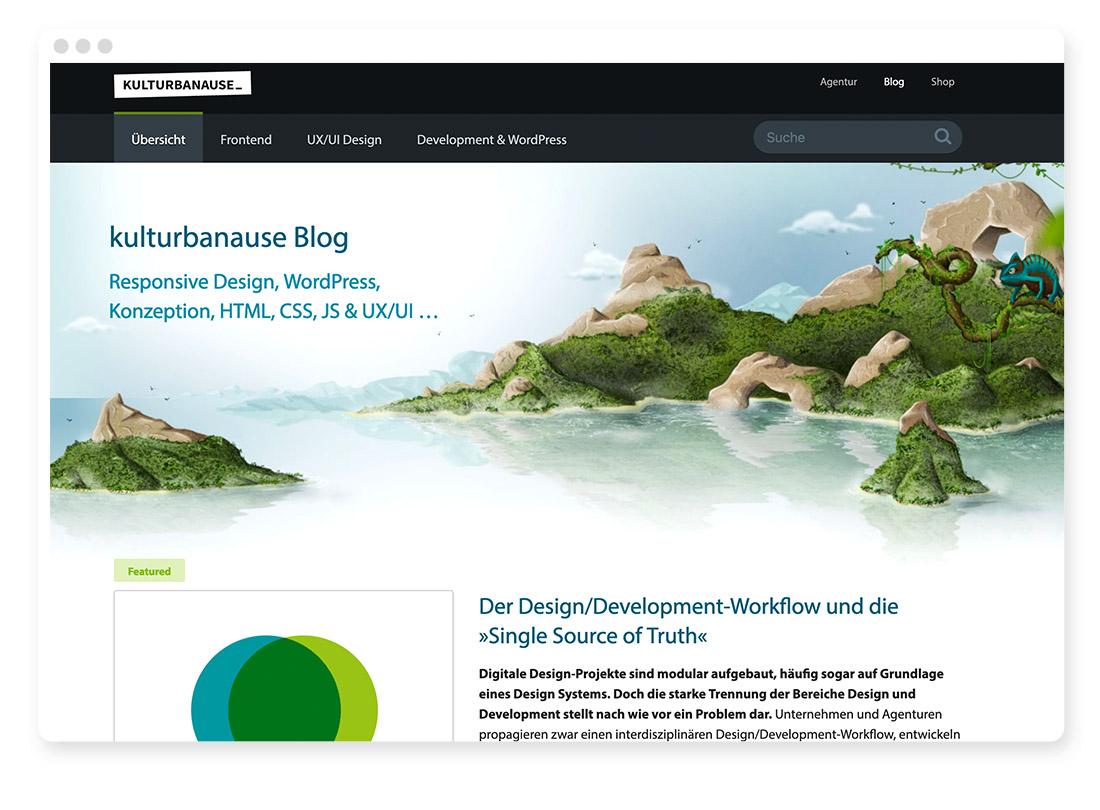 Design- & Webdesign-Blogs & -Podcasts zur Weiterbildung 17
