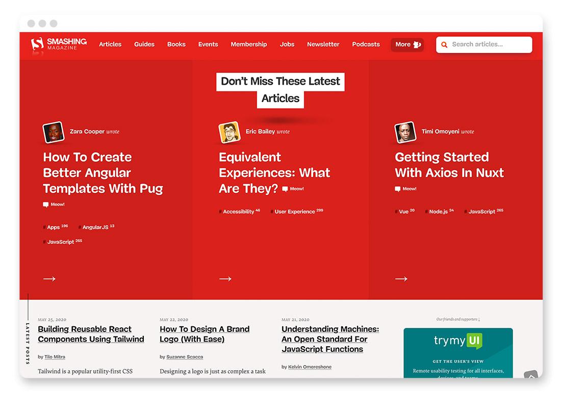 Design- & Webdesign-Blogs & -Podcasts zur Weiterbildung 5