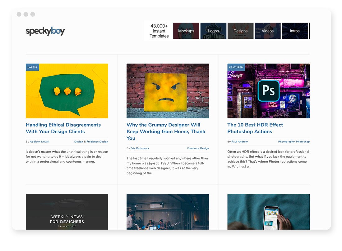 Design- & Webdesign-Blogs & -Podcasts zur Weiterbildung 4