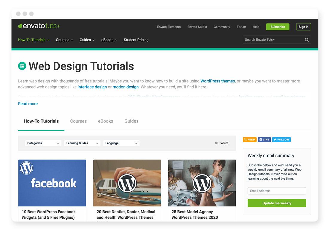 Design- & Webdesign-Blogs & -Podcasts zur Weiterbildung 9