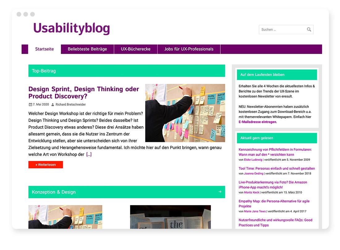 Design- & Webdesign-Blogs & -Podcasts zur Weiterbildung 19