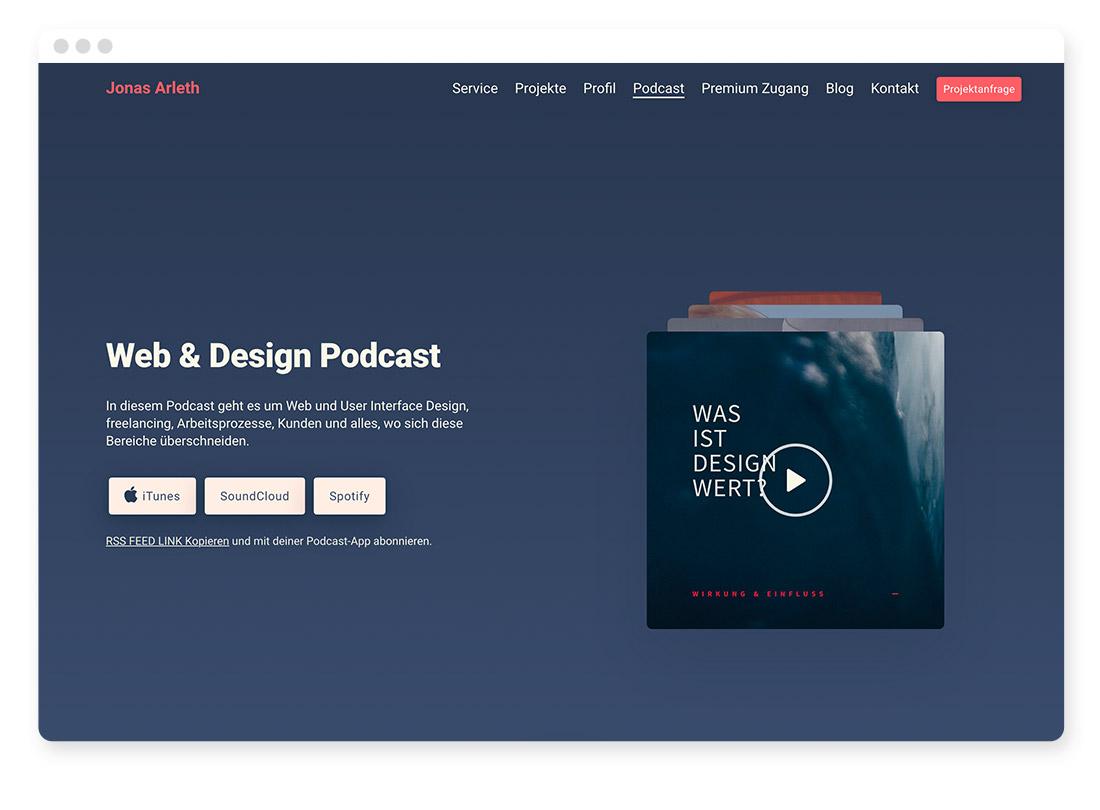 Design- & Webdesign-Blogs & -Podcasts zur Weiterbildung 26