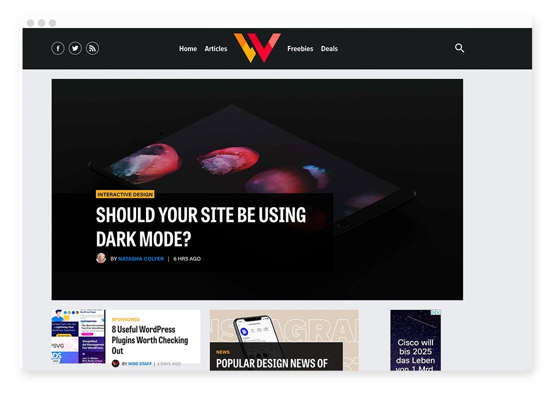 Design- & Webdesign-Blogs & -Podcasts zur Weiterbildung 2
