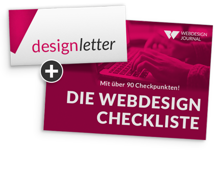 Die Webdesign Checkliste