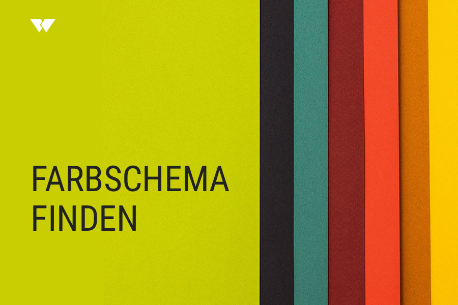Farbschema Webdesign So Findest Du Die Richtigen Farben Fur Deine Webseite Webdesign