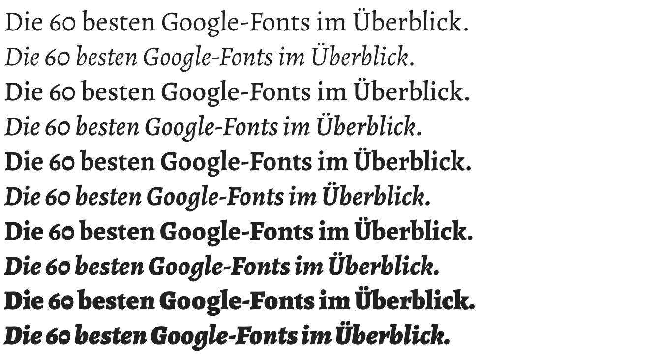 Google-Fonts-Alegreya