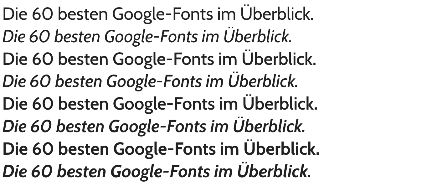 Google-Fonts-Cabin