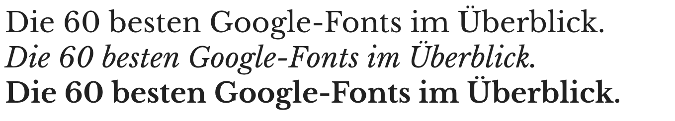 Google-Fonts-Libre-Baskerville
