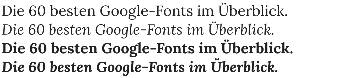 Google-Fonts-Lora