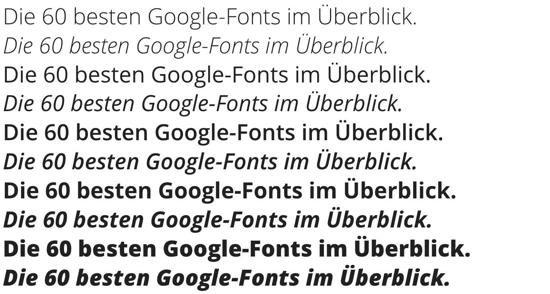 Google-Fonts-Open-Sans