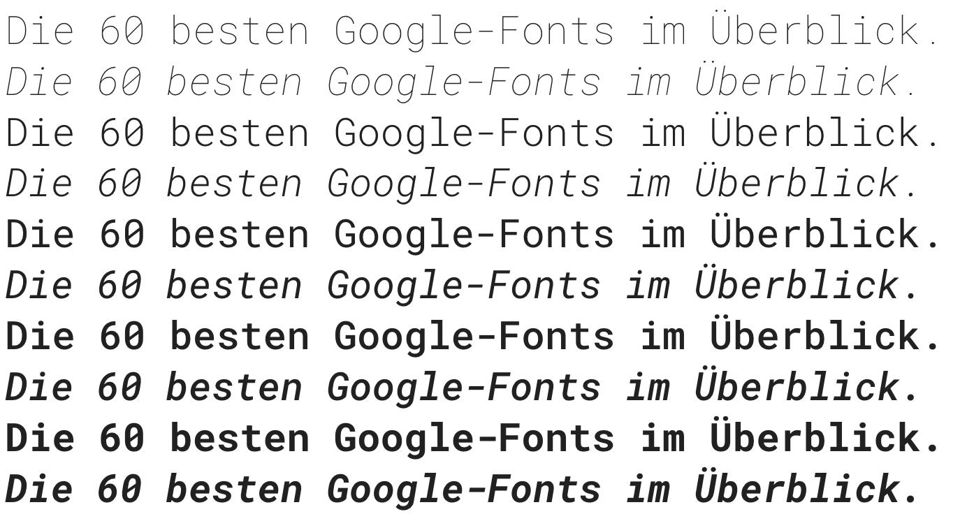Google-Fonts-Roboto-Mono