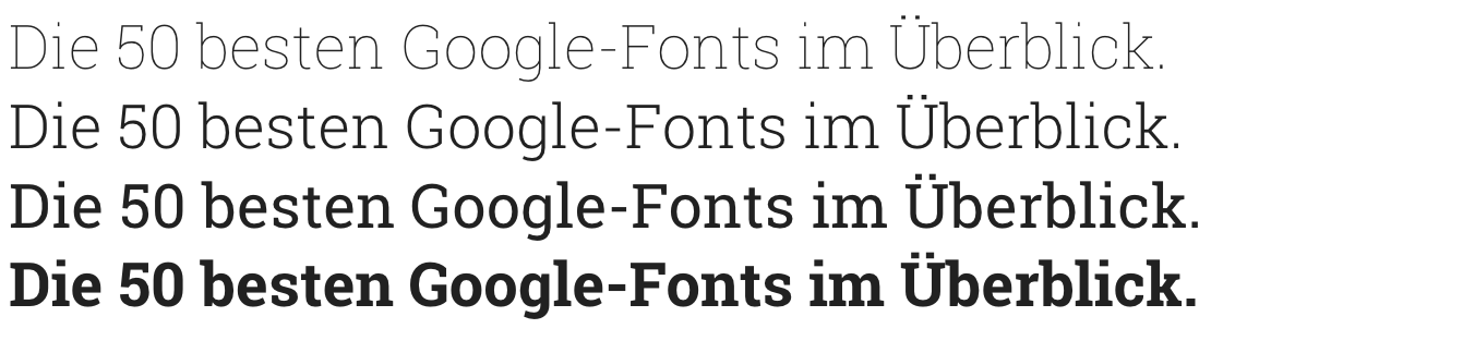 Google-Fonts-Roboto-Slab