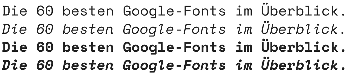 Google-Fonts-Space-Mono