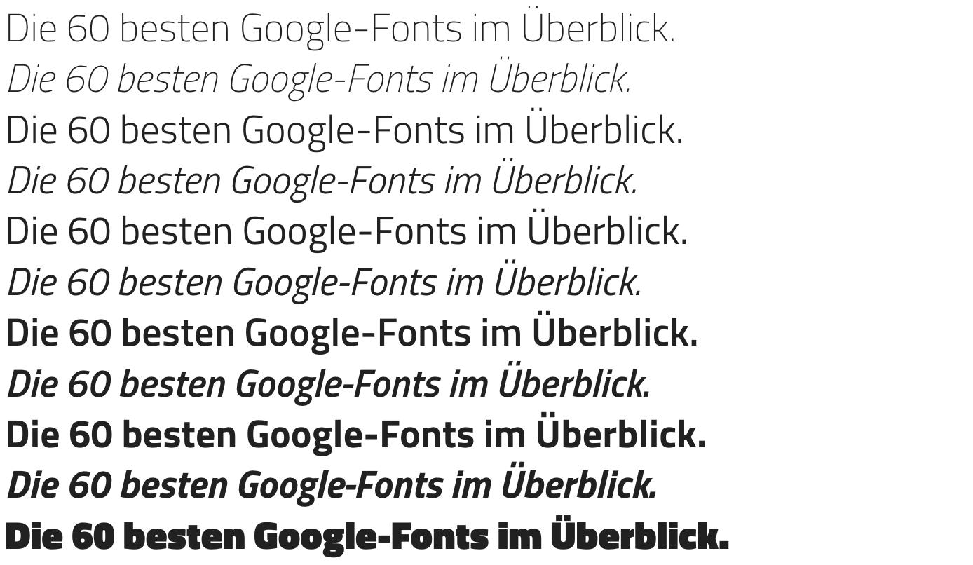 Google-Fonts-Titillium-Web