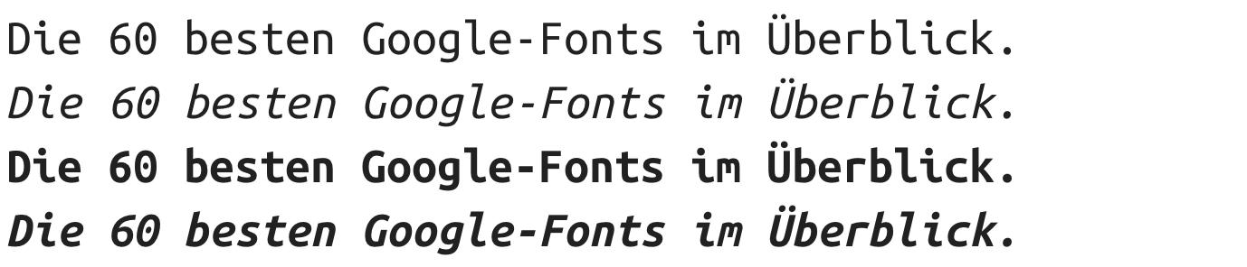 Google-Fonts-Ubuntu-Mono