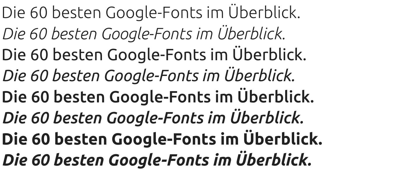 Google-Fonts-Ubuntu