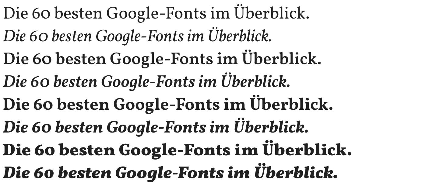Google-Fonts-Vollkorn