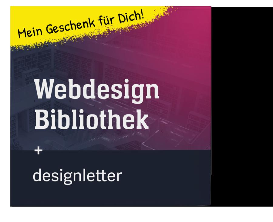 Webdesign Newsletter 1