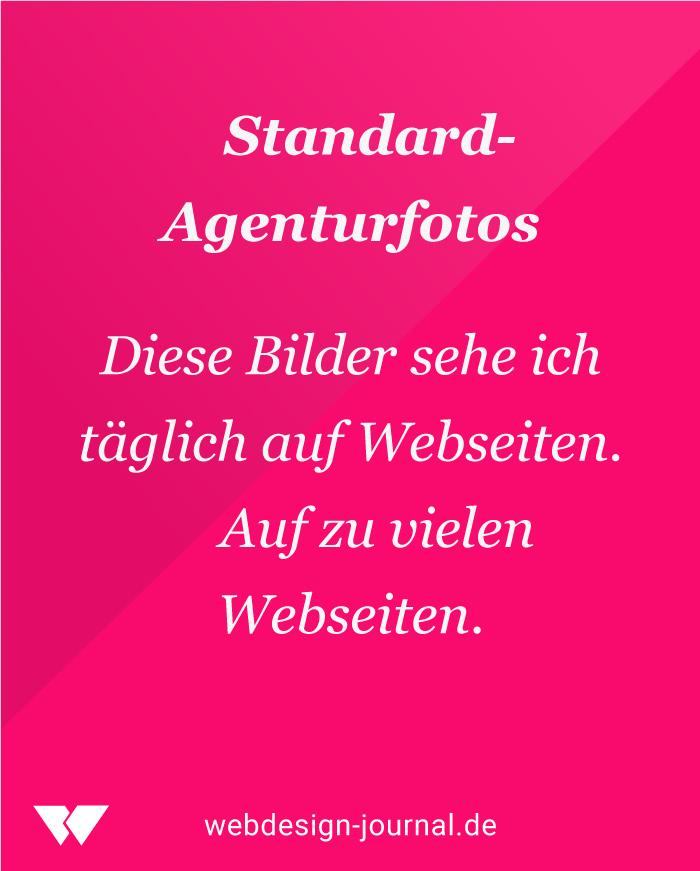 Standard Agenturstockfotos im Wedesign