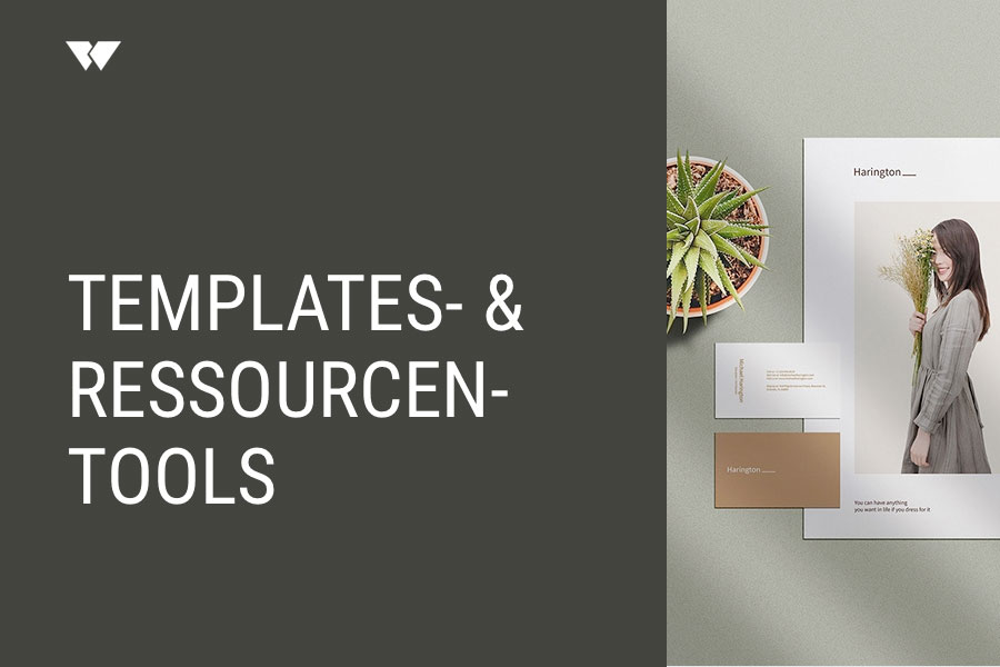 Templates & Ressourcen-Tools – Webdesign Journal