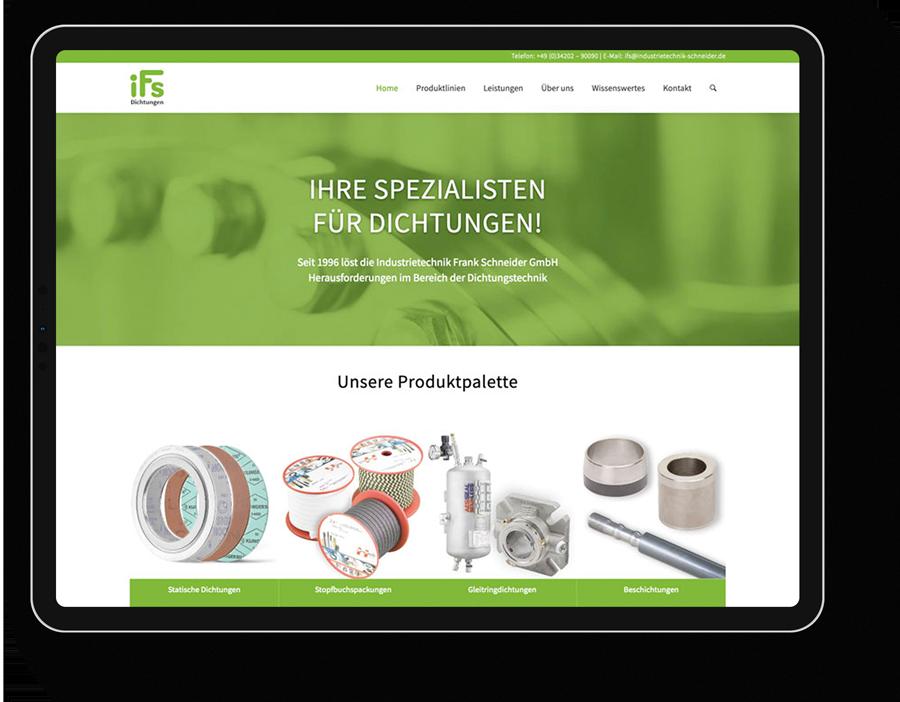 Responsive Webdesign & Website-Relaunch aus Leipzig, Sachsen