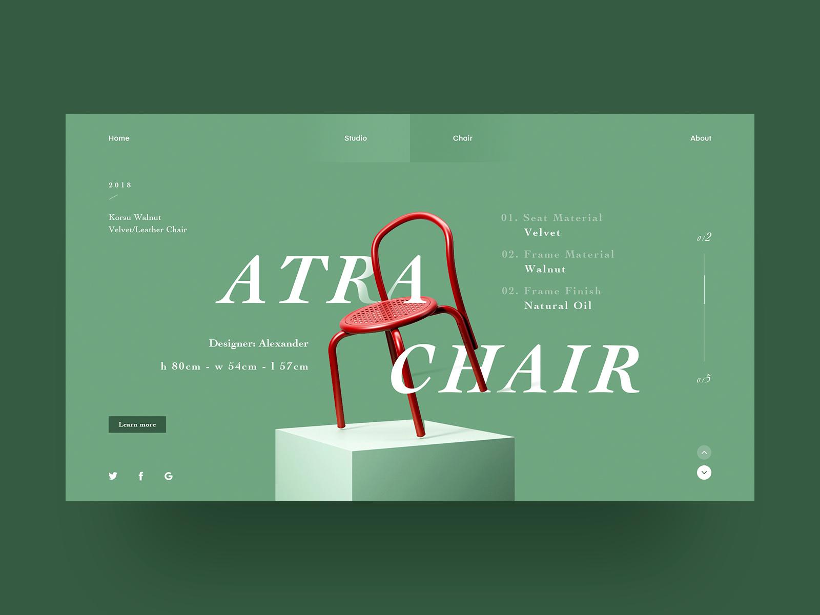 Webdesign mit Komplementärfarben