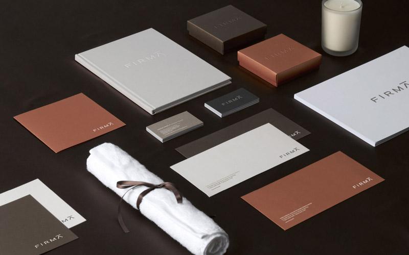 Braun im Corporate Design
