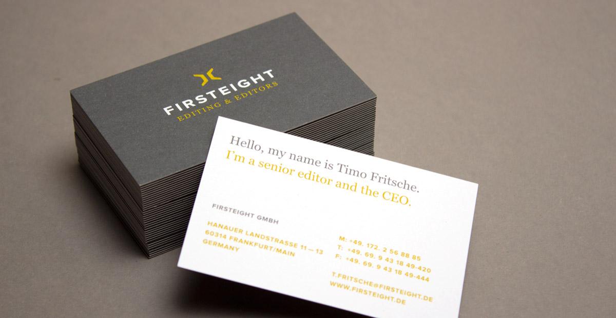 Die Farbe Grau im Corporate Design