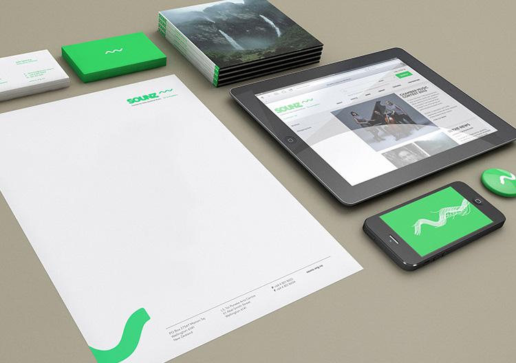 Grünes Corporate Design im Branding