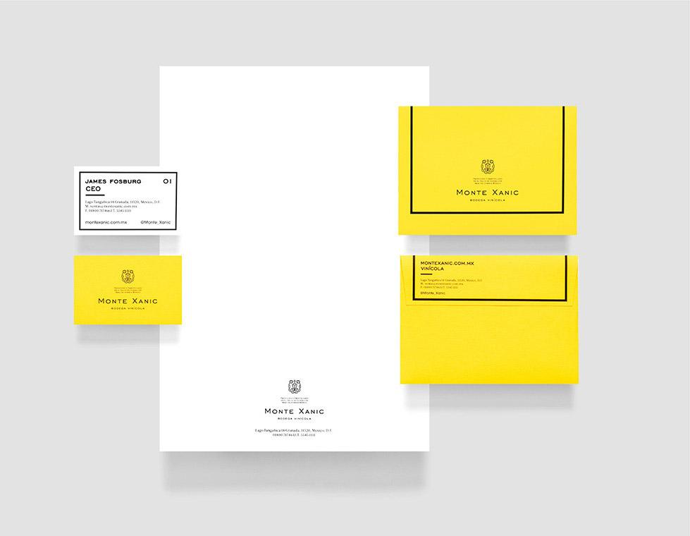 Gelb und Schwarz im Corporate Design