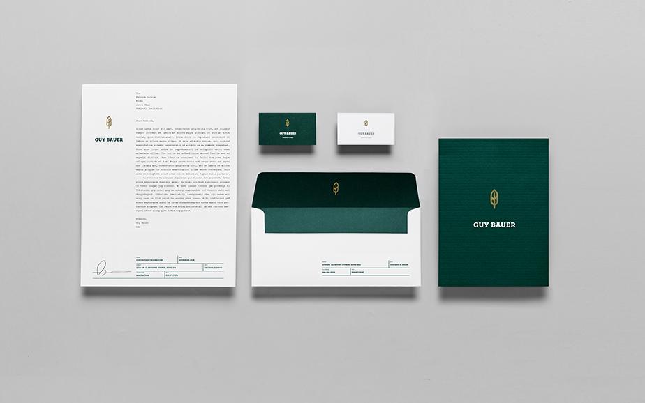 Grünes Branding