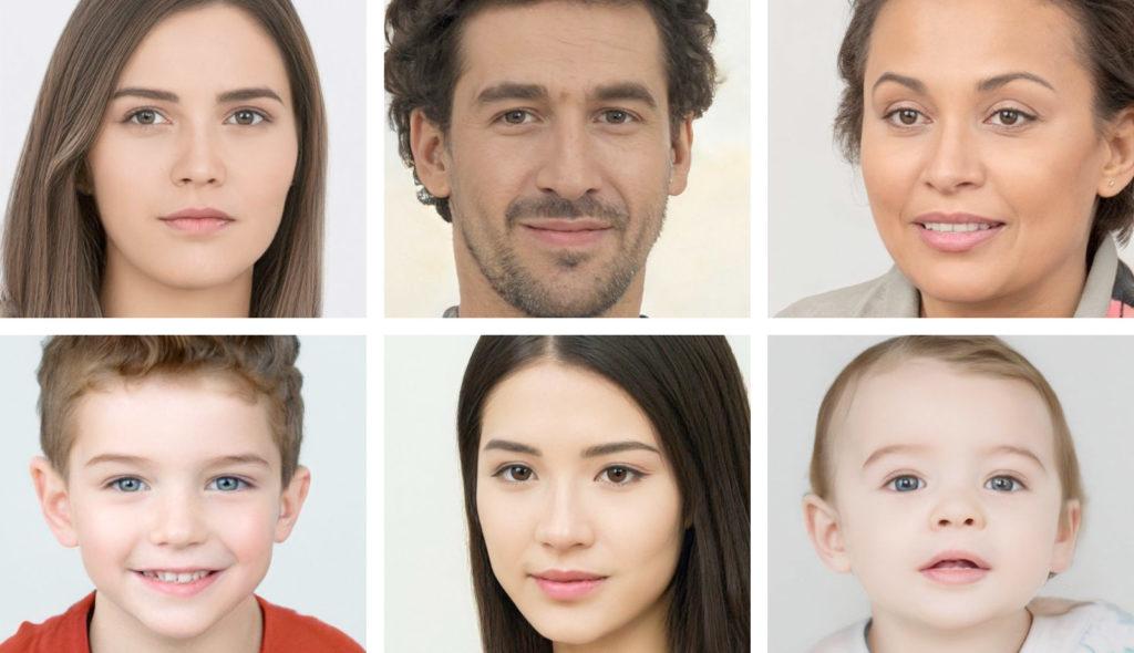 Exemplarische AI Generated Photos Freie hochwertige Fotos.