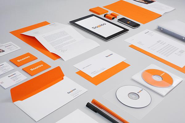 Die Farbe Orange im Branding