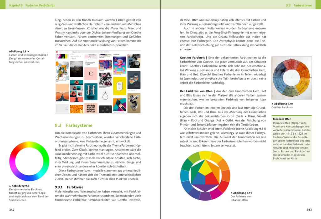 Webdesign Buch Martin Hahn